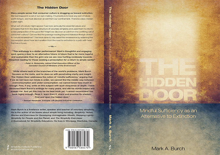 The Hidden Door. Author: Mark A. Burch