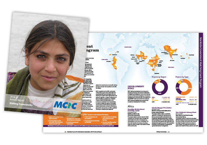 MCIC Annual Report 2014-15