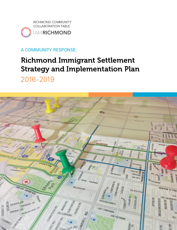 Richmond Immigrant Settlement Strategy and Implementation Plan